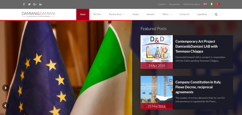 Damiani&Damiani International Law Firm